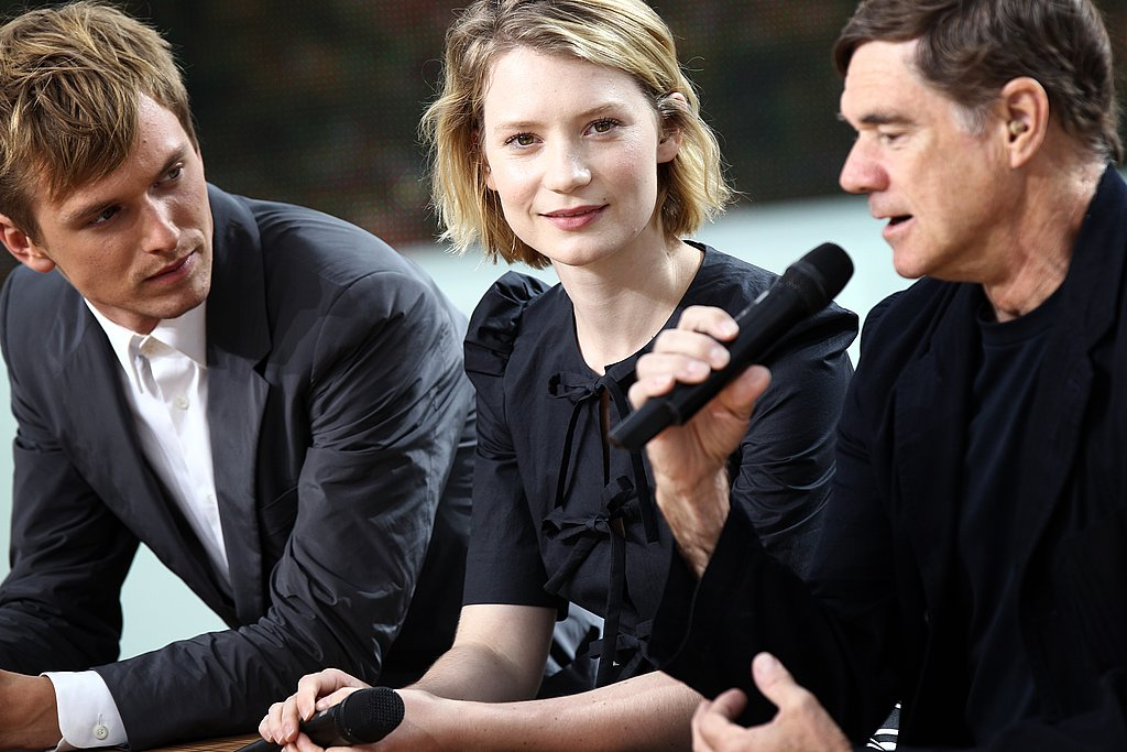 Mia Wasikowska, Hot Henry Hopper, and Bryce Dallas Howard Are Restless in Cannes