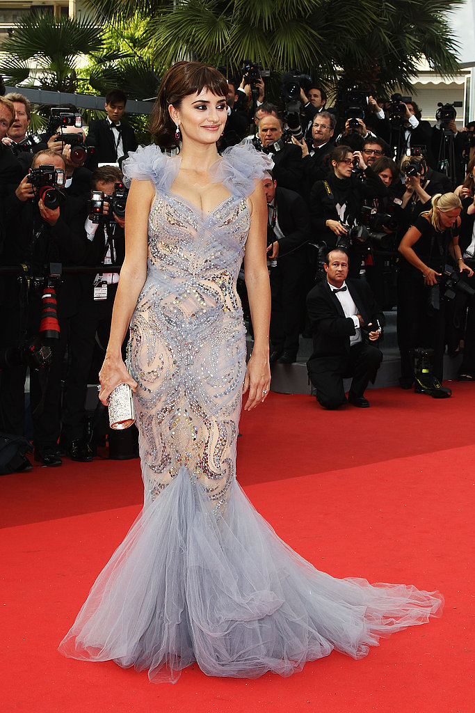 Penelope Cruz in Marchesa