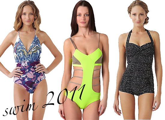 The Best One-Piece Swimsuits to Hit the Beach This Summer!