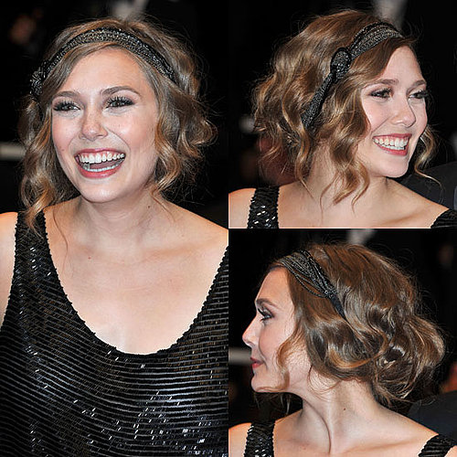 How-to: Get Elizabeth Olsen's La Belle Epoque Hairstyle From the 2011 Cannes Film Festival