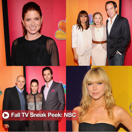 Get a Sneak Peek at NBC's New Shows