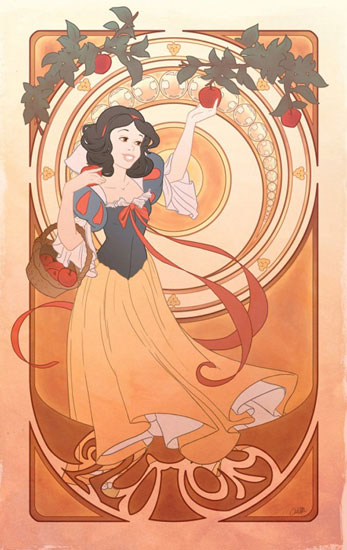 Snow White, Gluttony