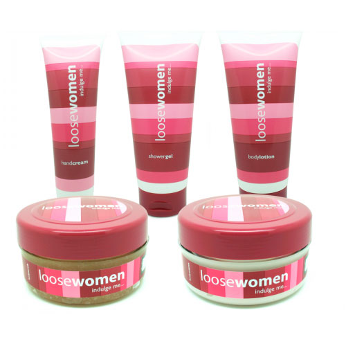 Loose Women Body Care Products Launch 2011-05-18 05:00:02