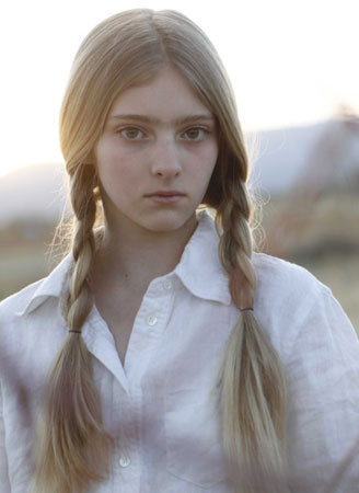 Willow Shields as Primrose Everdeen