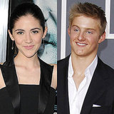 Isabelle Fuhrman and Alexander Ludwig as Clove and Cato