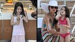 Video: Katie Puts On Her Swimsuit For a Pool Party With Suri