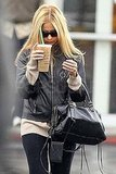 Sarah Michelle Gellar Celebrates Her Return to TV With a Starbucks Stop