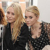 Mary-Kate and Ashley Olsen Pictures at the CFDA Members Meeting
