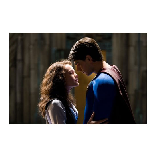 Lois Lane and Clark Kent — Superman