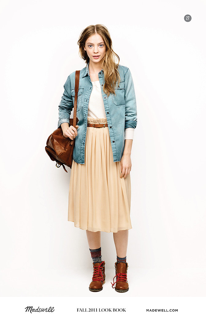 First Look! Madewell's Fall Lookbook