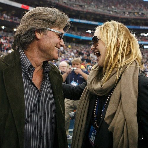 Kurt Russell Loved Kate Hudson's Exes