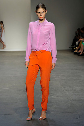 Rosemount Australian Fashion Week Trends: Colour Blocking as seen at Dion Lee, Josh Goot, Lisa Ho and Karla Spetic