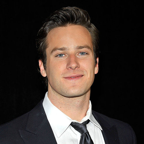 Armie Hammer to Play the Lone Ranger