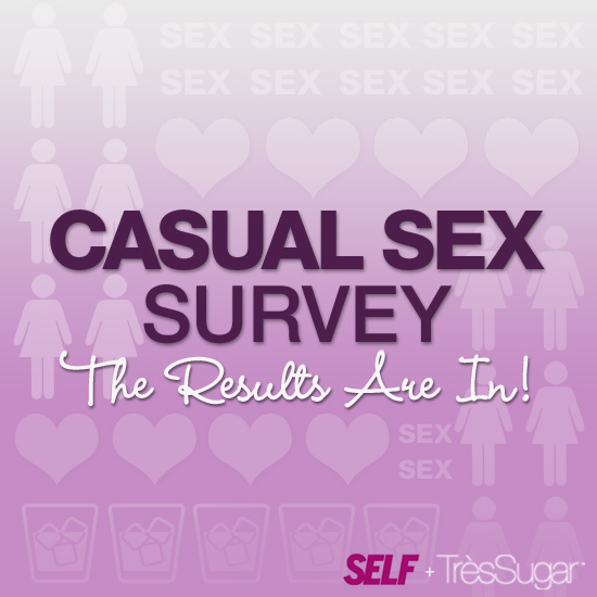 Casual Sex by the Numbers: Our Exclusive Survey Results!