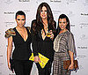 Kim, Khloe, and Kourtney Kardashian Confirm Nail Polish Collection With Nicole by OPI