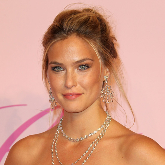 Bar Refaeli's South-of-France Makeup Look