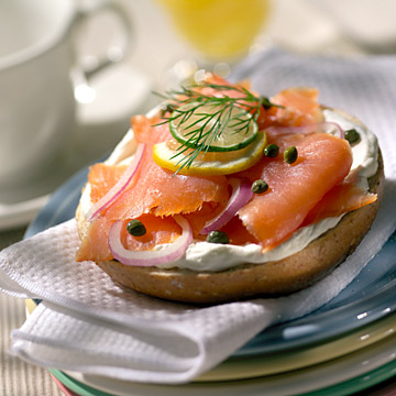 Lox Is Not Smoked Salmon