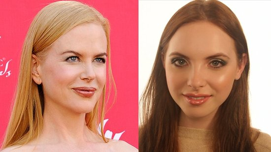How to Get Nicole Kidman's Makeup Look