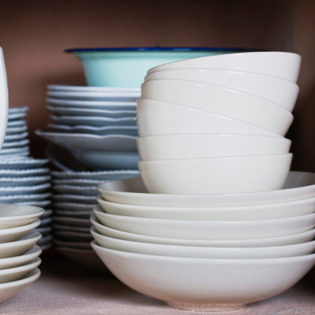 Different Types of Dinnerware