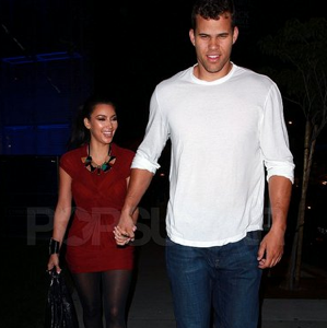 Kim Kardashian and Kris Humphries Out to Dinner