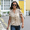 Pippa Middleton Pictures in London Going to Work 2011-05-20 12:15:52