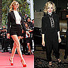 Celebs Wear Tuxedo Style