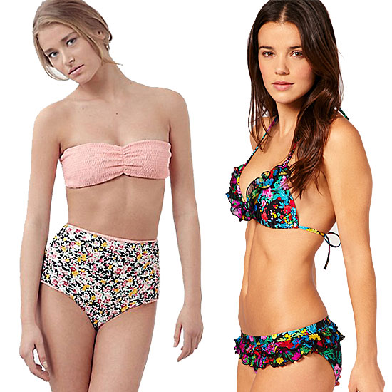 Calling all girlie girls — we've got your 10 best bikinis