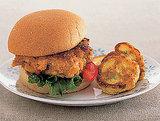 Jessica Seinfeld's Brainy Salmon Burger