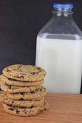 Perfect Organic Chocolate Chip Cookies