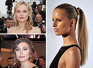 Pictures of the Top Ten Hairstyles at Cannes Vanessa Hudgens Diane Kruger Rachel McAdams