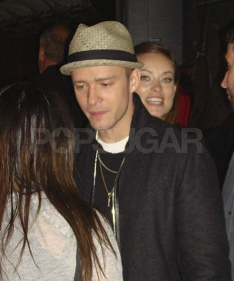 Justin Timberlake Has Olivia Wilde's Support Backstage at SNL and After the Show