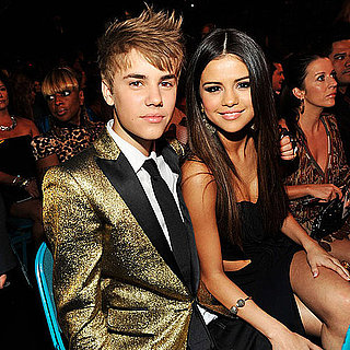 Pictures of Justin Bieber and Selena Gomez at Billboard Awards