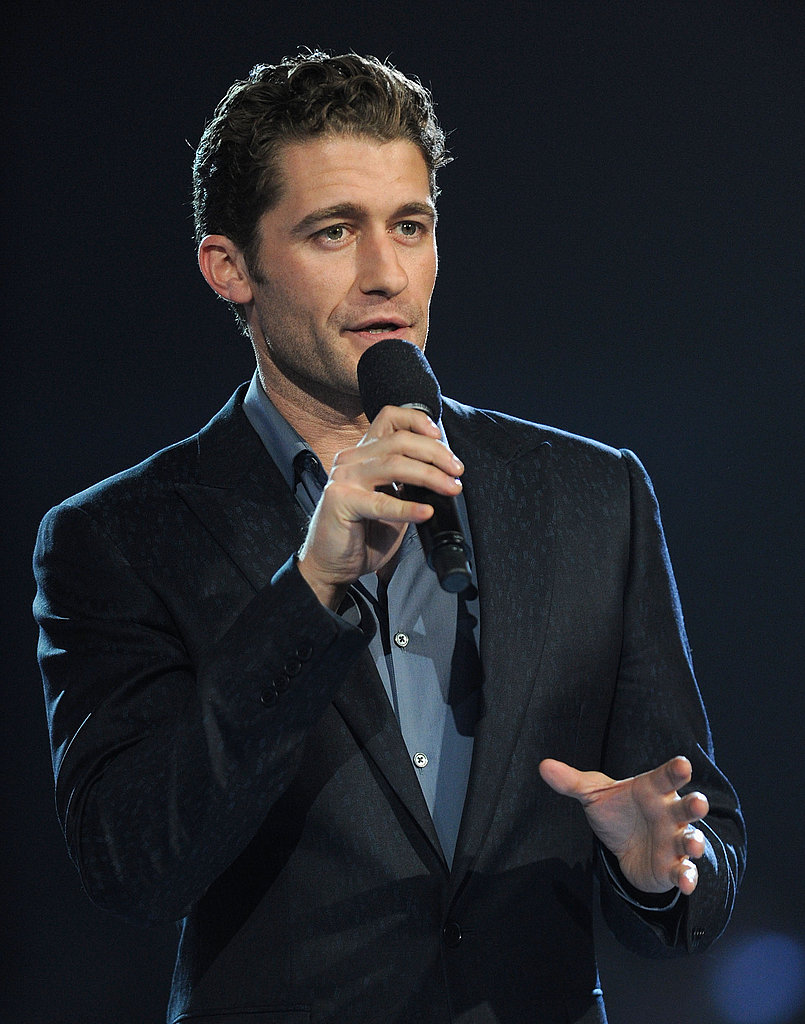Matthew Morrison Photos