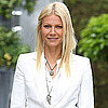 Pictures of Gwyneth Paltrow at the Chelsea Flower Show