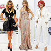 Celebrities at the 2011 Billboard Awards 2011-05-23 08:19:52