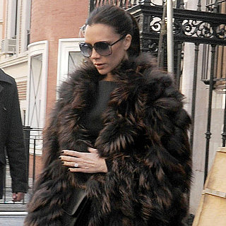 Victoria Beckham Shares Pregnancy and Stretch Mark Tips on Twitter!