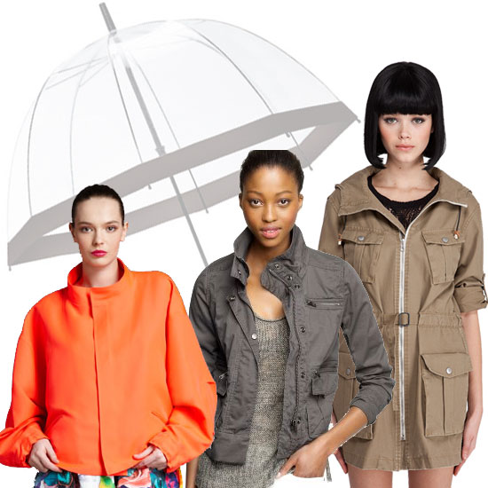 Rain Man – Light Toppers For Spring (and Summer) Showers