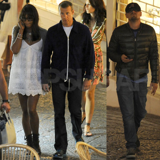 Leonardo Sightsees in Capri Without Blake to Celebrate Naomi's 40th