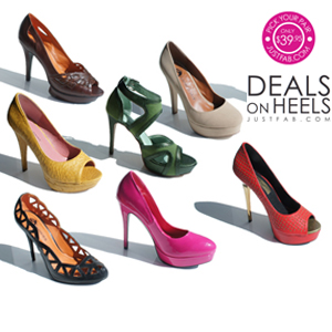 Enter to Win Three Months of Free Shoes From JustFabulous!
