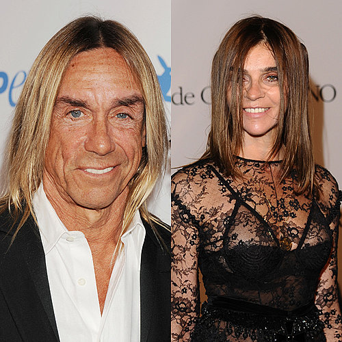 Carine Roitfeld Talks About Iggy Pop, Fashion