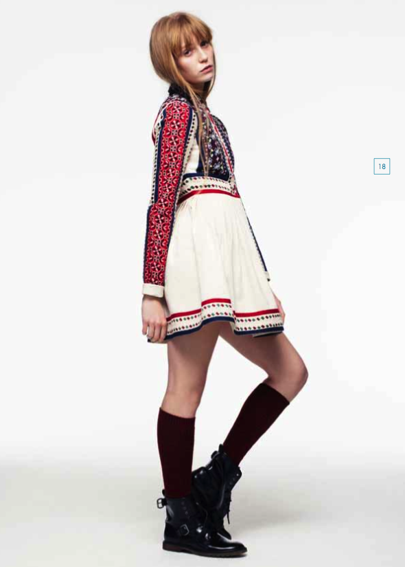 Check Out the Artfully Clashed Fall 2011 ASOS Collection