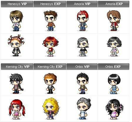 ... Hairstyles in addition MapleStory Royal Face Coupon. on maplestory vip