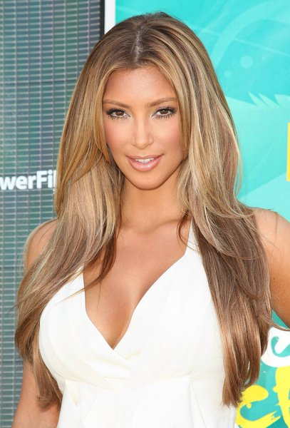 kim kardashian hair 2011. Kim Kardashian Hair Without