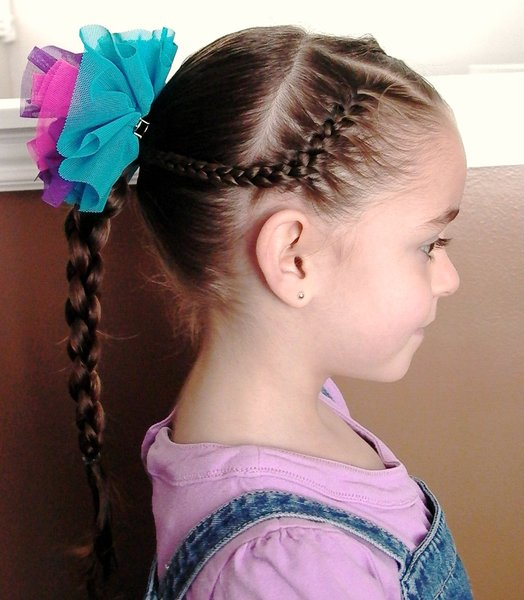 Cool Hairstyles For Girls Ages 10 13