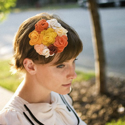 15 Whimsical Fascinators and Headbands to Put Atop Your Head