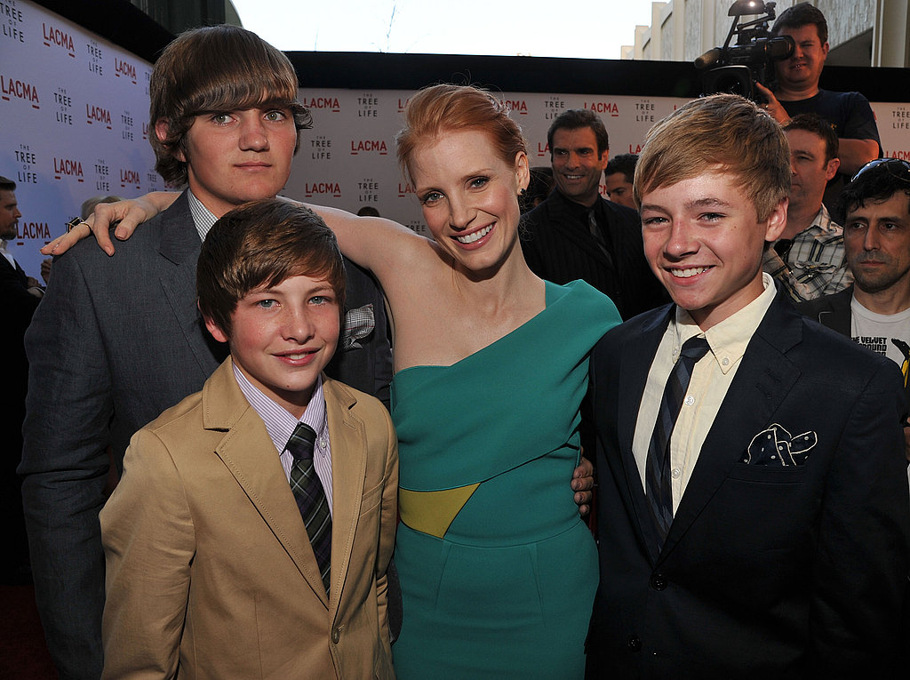 The Tree of Life LA Premiere
