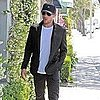 Ryan Phillippe Stops by Neil George Salon in Beverly Hills