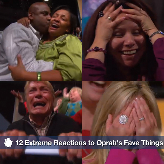 What Being on Oprah's Favorite Things Is Like