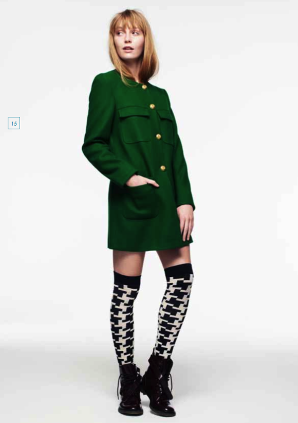 ASOS Goes Eclectic Cool For Fall