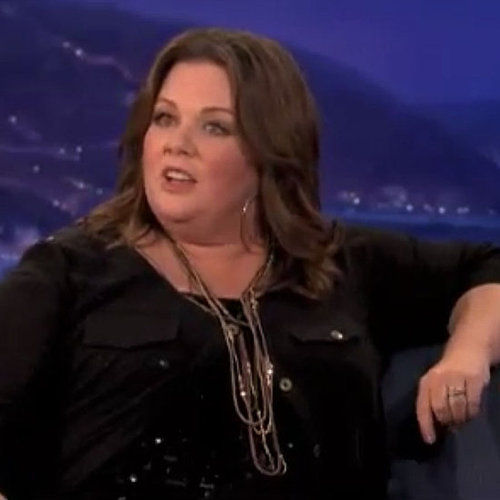Melissa McCarthy Is Married to Air Marshall in Bridesmaids